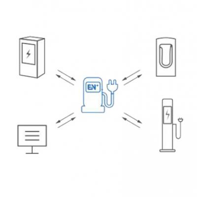提供服务 EN+充电桩运营管理系统