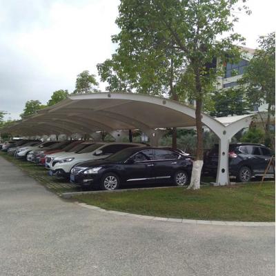 承接杭州地区充电桩停车场配套雨棚工程  金翎